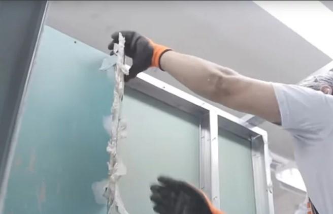 Screenshot 2 - Демонтаж стен из гипсокартона
